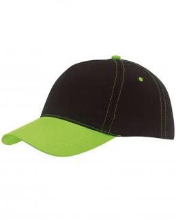 Cappellino Baseball 5-pannelli SPORTSMAN
