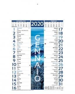 Calendario Stagioni 12 fogli