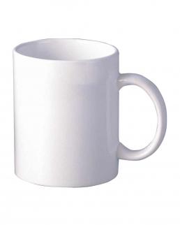 Tazza in ceramica con superficie trattata per la stampa 320 ml