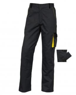 Pantaloni da lavoro con tasche per ginocchiere D-Mach