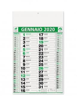 Calendario Olandese Classic 12 fogli