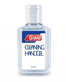 Gel igienizzante per mani 60 ml
