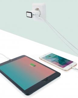 Caricatore USB doppio da muro