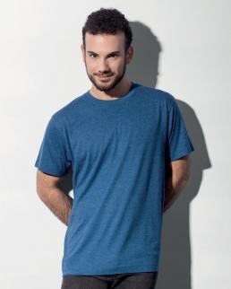 T-shirt uomo Triblend Favourite Larry