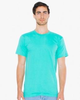 T-shirt fine Manica corta unisex
