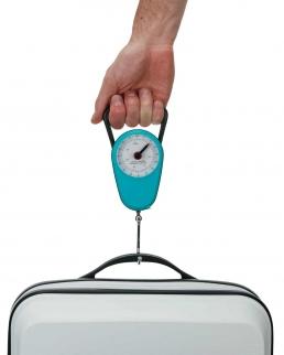Bilancia manuale per bagagli