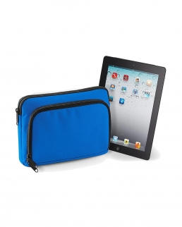 Custodia per iPad e tablet con tasca esterna