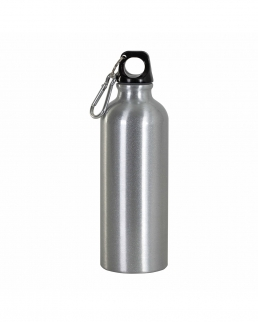 Borraccia 750 ml con moschettone
