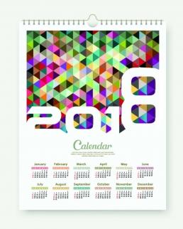 Calendario da parete con spirale 13 Fogli cm 21x29,7