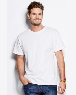 T-shirt con girocollo Comfort Men