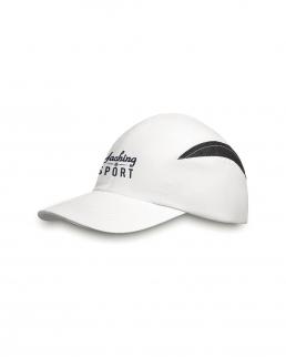 Cappellino 4 pannelli profilo basso