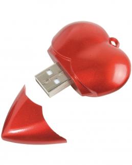 Chiavetta USB Cuore 4 Gb