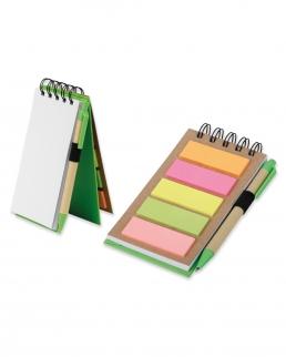 Block notes Alf con foglietti adesivi
