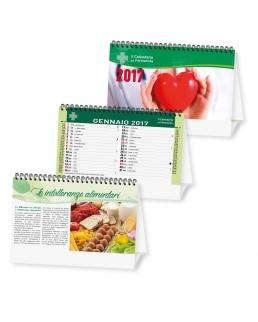 Calendario da tavolo Farmacia