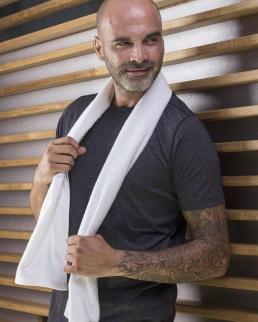 Asciugamano da sport 30x140 Danube