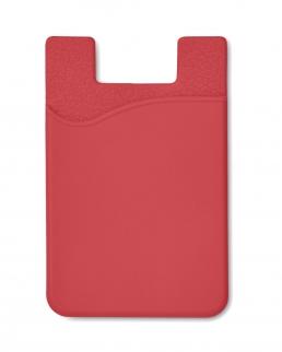 Porta carte di credito applicabile allo smartphone