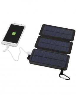 Powerbank solare 8.000 mAh Cosmic con doppio pannello