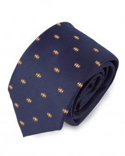 Cravatta con bandiera dei Paesi Baschi