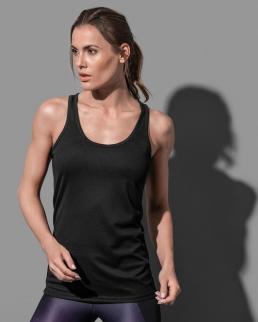 T-shirt senza maniche Active