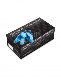 Guanti monouso in lattice ad alta resistenza