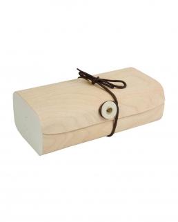Scatola in legno piccola