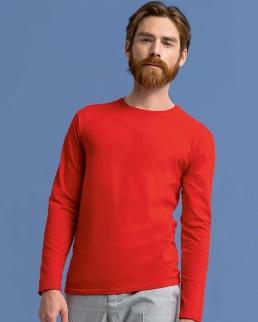 T-shirt girocollo manica lunga Iconic