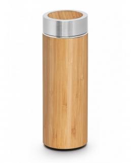 Thermos in Bambù e acciaio inossidabile 430 ml