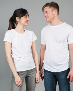 T-shirt uomo girocollo Florida Lady