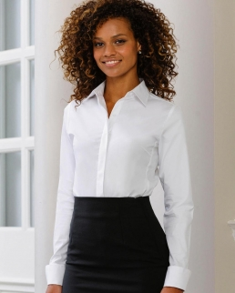 Camicia donna Ultimate Stretch maniche lunghe