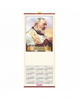 Calendario in canna San Pio