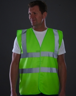 Gilet Fluo 2 Band and Brace