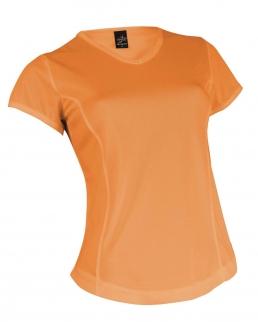 T-Shirt donna scollo a V Dry skin