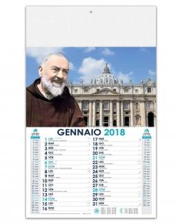 Calendario mensile San PIo