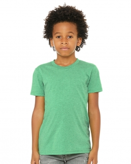T-shirt ragazzo Triblend maniche corte