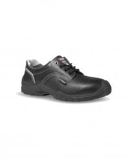 Scarpa in pelle idrorepellente Class EN ISO 20345:2011