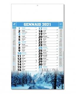 Calendario 4 Stagioni
