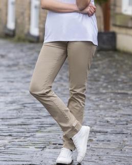 Pantaloni Lily Skinny Chinos - Donna