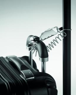 Lucchetto per bagagli