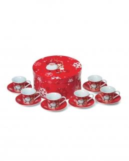 Set 6 tazze da caffè
