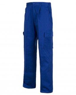 Pantalone da lavoro multitasche con elastico