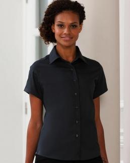 Camicia donna Twill Classic maniche corte