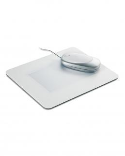 Mousepad con finestra centrale per foto