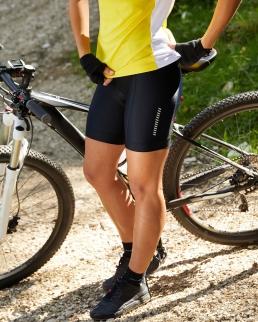 Ladies' Bike Short Tights