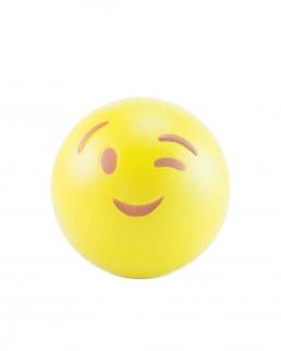 Pallina Antistress Emoji 3D Occhiolino