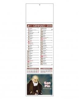 Silhouette San Pio Trimensile 12 fogli