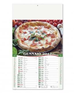 Calendario Mensile Pizza