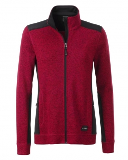 Giacca Knitted Workwear Fleece - Donna