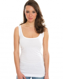 Longtop donna Organic Fitted