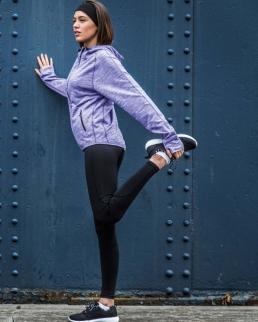 Running legging da donna
