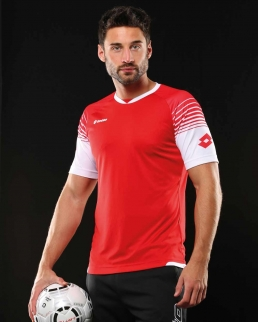 T-shirt Jersey omega maniche corte